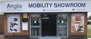 Anglia Healthcare Mobility Leicester