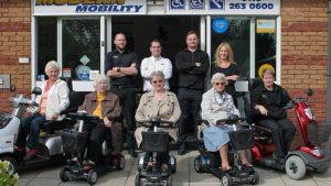 Modern Mobility Shop